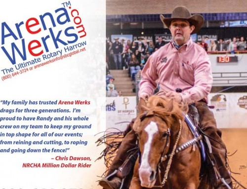 Chris Dawson Testimonial in the Quarter Horse Journal June/July issue